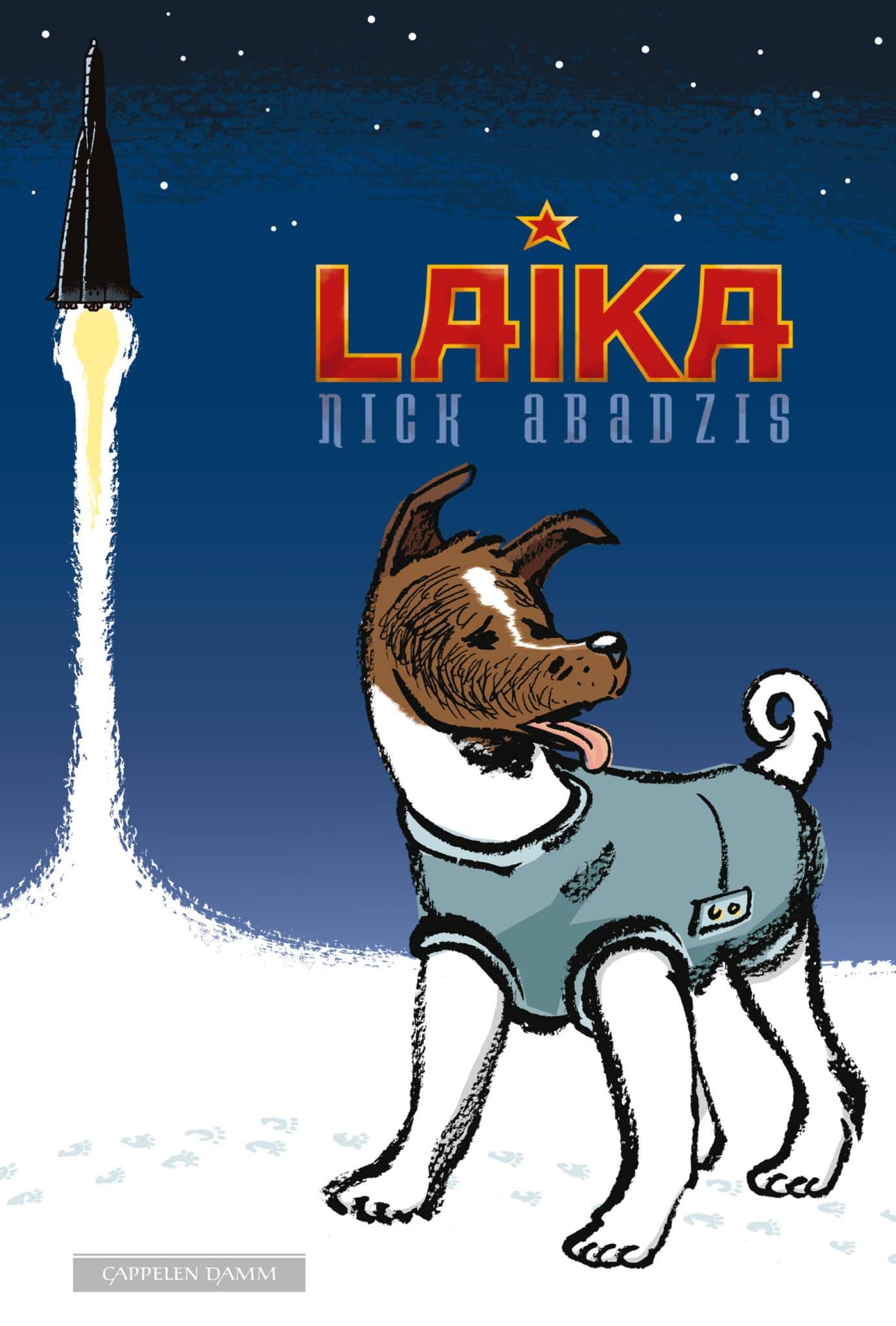 Forside Laika