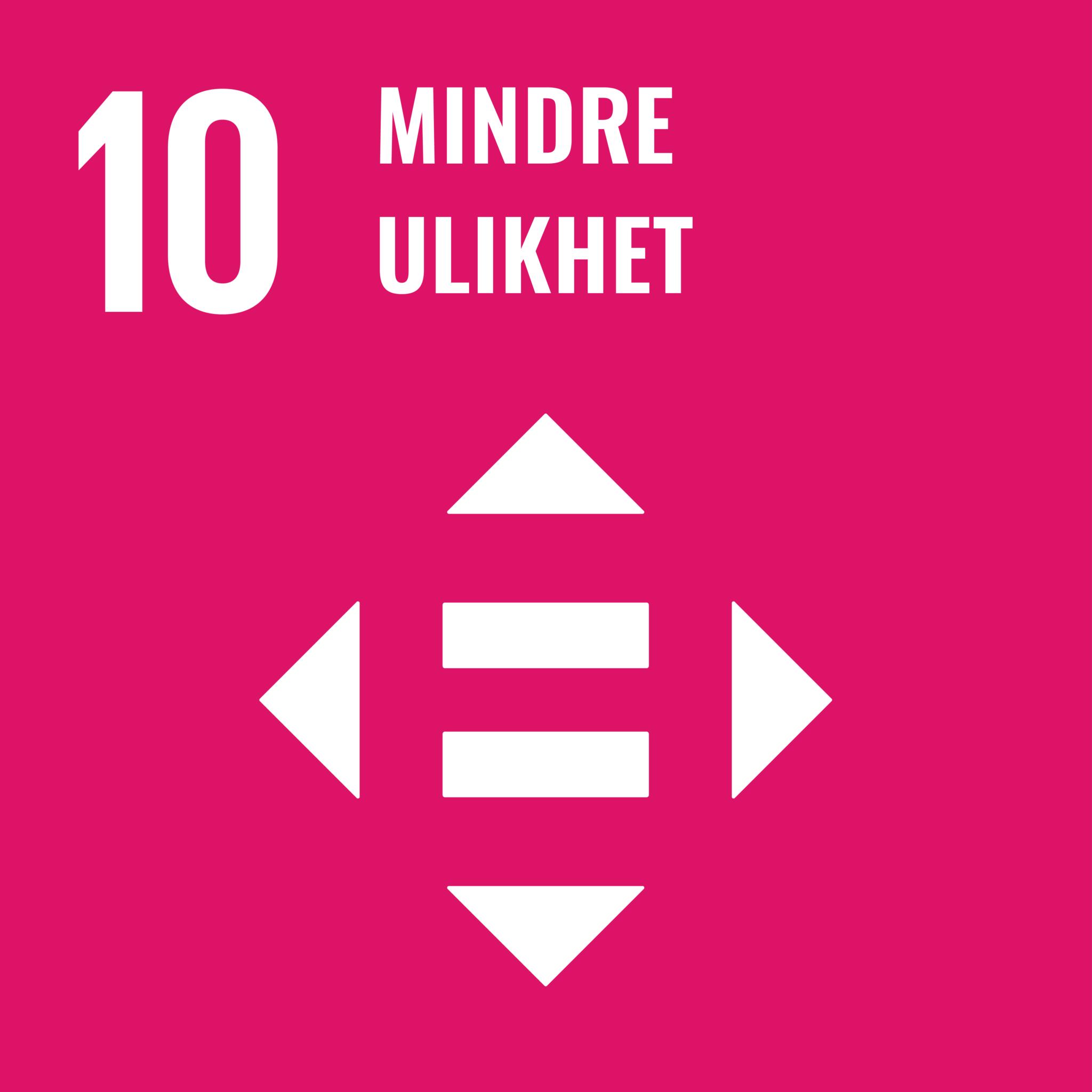 logo mål 10