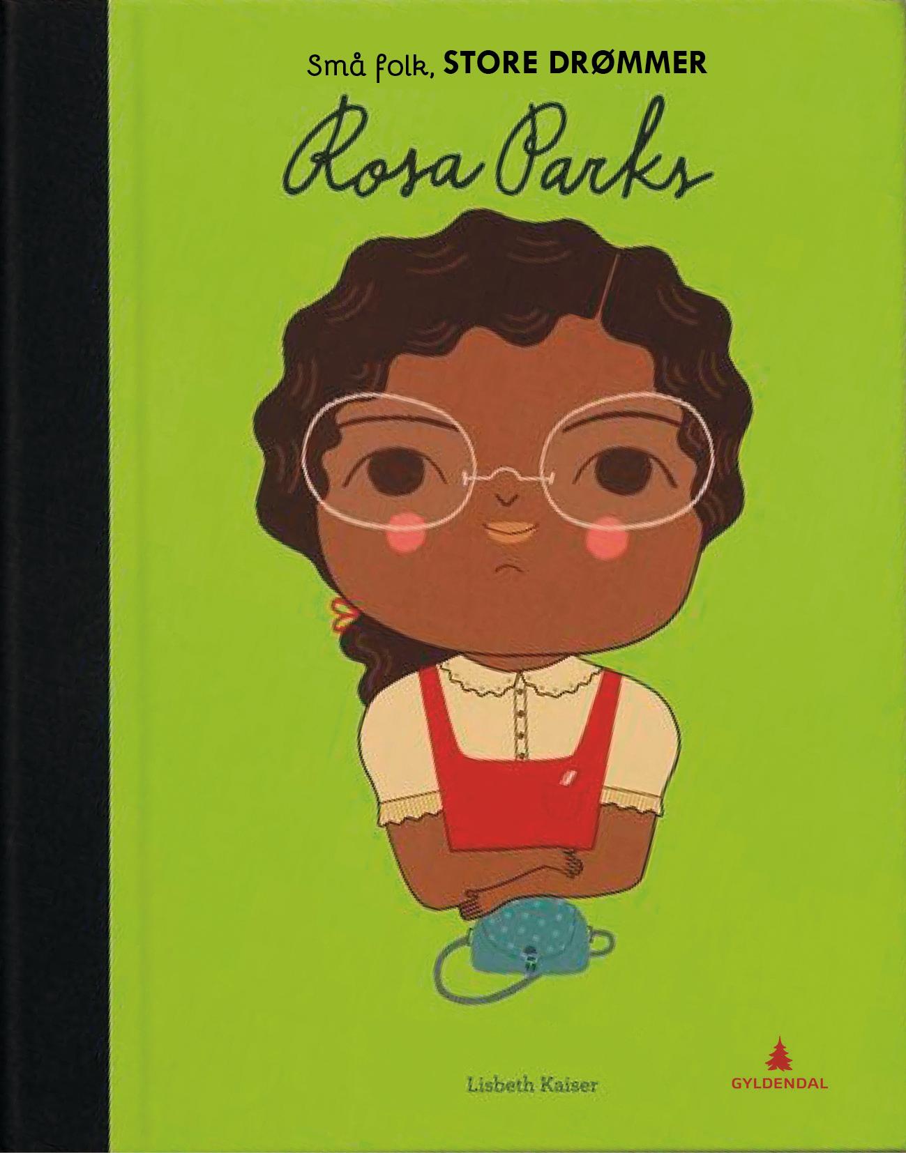Forside Rosa Parks