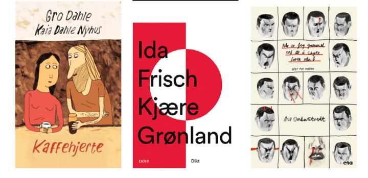 bøker som egner seg til språkkafe