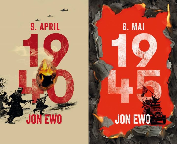 Jon Ewo forside bok